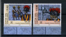 2005 - VATICANO - VATIKAN - UNIF. 1403/1404 - MNH - Mint - Nuevos