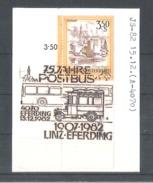 """Autriche N° 1410 Oberwart (o) """" Eferding """" - 1945-.... 2ème République"""