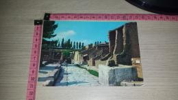 C-54109 ERCOLANO PARTE INFERIORE DEL CARLO V SCAVI ARCHEOLOGICI PANORAMA - Ercolano