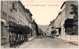 09 LAVELANET - Avenue De Foix - Lavelanet
