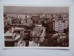 CASABLANCA Maroc Avenue Du Général DRUDE Lot De 2 Cartes Postales - Casablanca