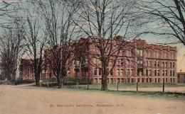 New York Rochester St Bernard's Seminary 1917