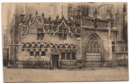Zout-Leeuw - Kerk St-Leonardus - St-Leoanrdus Kapel - Zoutleeuw