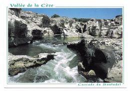 30 - Vallée De La CÈZE - Cascade Du Sautadet - Editions CELLARD - France