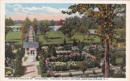 New York Saratoga Springs The Irish Gardens Of Inniscara Chaunce