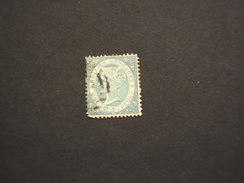 HONDURAS BR. - 1866 REGINA 1 P., Dentellato 14x13 - TIMBRAO/USED - British Honduras (...-1970)