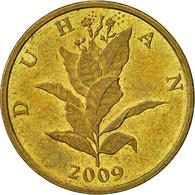 Croatie, 10 Lipa, 2009, TTB, Brass Plated Steel, KM:6 - Croatia