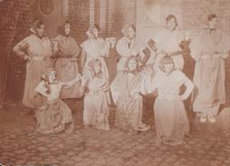 Foto Photo (8 X 11cm) Zottegem Stempel Op Keerzijde : Verbond Der Katholieke Vrouwen Dekenij Sottegem - Zottegem