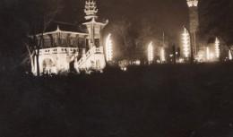 Paris Exposition Coloniale Pavillon Presse Indochinoise Madagascar Ancienne Photo Amateur 1931 - Places