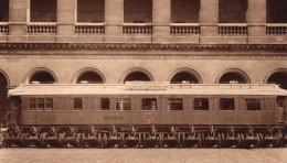 Paris Musee De L'Armee Wagon De L'Armistice Ancienne Carte Postale CPA 1920 - War 1914-18