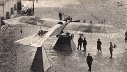 Paris Musee De L'Armee Avion Allemand Taube Capture Ancienne Carte Postale CPA 1915 - War 1914-18