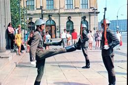 Militaria Guerre Froide - Berlin-Est - DDR 1985 -    Relève De La Garde -  Wachablösung - - Dokumente