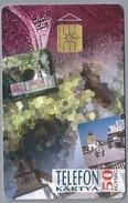 HU.- Hongarije. - Telefoonkaart. Telefon Kartya. MATAV. 1993 . Telefonkartya. ...a Személyes Reklammedium. 2 Scans - Hongarije