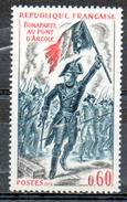 FRANCE 1972 - (**) - N° 1730 - (Bonaparte Au Pont D'Arcole) - France