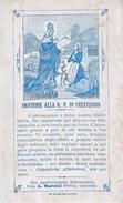 B.V. DI CARAVAGGIO - E - RB - Mm. 77 X 126 - Religione & Esoterismo