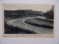 72 LE MANS 24H Circuit De La Sarthe Les S N° 35 CAP - Le Mans