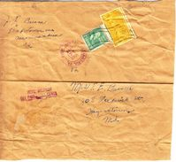 United States Cover 1946 Wrapper - United States