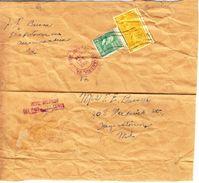 United States Cover 1946 Wrapper - Stati Uniti