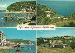 Piran - Fiesa - Pacug (Slovenia, Ex Jugoslavia) Views, Vues, Ansicht, Vedute E Scorci Panoramici - Slovenia