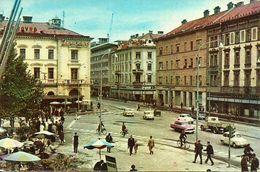 Ljubljana, Lubiana (Slovenia, Ex Jugoslavia) Centre De La Ville, Centro Città - Slovenia