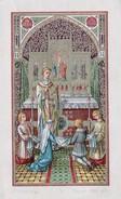 RICORDO DELLA PRIMA COMUNIONE: 1908 -  E -  Mm. 72 X 116 - ED. ST. AUGUSTIN - Religione & Esoterismo