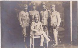 AUSTRIA / HUNGARY, CROATIA  --  K. U. K.   --  ORIGINAL PHOTO  --   OFFICER , SABEL --  PC FORMAT  /  1914 - 1914-18