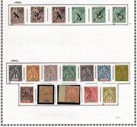SAINT-PIERRE ET MIQUELON - Bonne Collection Jusqu'en 2007 - 43 Scans - Collections, Lots & Séries
