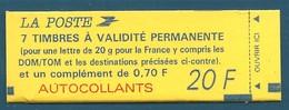 Carnet N°1505 Marianne Du Bicentenaire à Composition Variable Autoadhésif, Non Ouvert Neuf** - Carnets