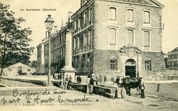 LUNEVILLE - Le Château - Pavillon De L'aile Gauche - La Lorraine Illustrée - Luneville