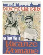 (577) Vacanze Romane - Peck - Hepburn - Affiches Sur Carte