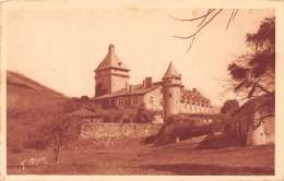 12 - Vieux Château De BOUILLAC - France