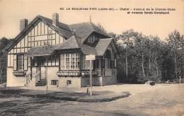 44 - LA BAULE-les-PINS - Chalet - Avenue De La Grande-Dune Et Avenue Sarah-Bernhardt - La Baule-Escoublac