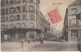 Tout Paris - 930 - Rue De La Roquette à La Rue De La Folie-Regnault - F Fleury Paris - Arrondissement: 11