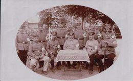 Allemagne, Photo De Personalités Militaires Allemandes, Cachet Braunsberg (27.8.1914) - Personen
