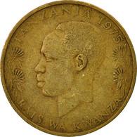 Tanzania, 20 Senti, 1975, TTB, Nickel-brass, KM:2 - Tanzanie