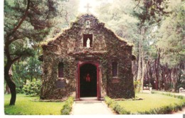 The Mission Of Nombre De Dios And The Shrine Of Our Lady Of La Leche On The Site Of The Founding Of St. Augustine, Fla. - St Augustine