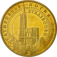 France, Jeton, Jeton Touristique, Strasbourg - Cathédrale Notre Dame, 2012 - France