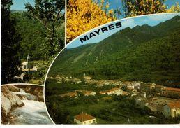 07----MAYRES---multivues---voir 2 Scans - France