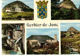 07----GERBIER De JONC ---( Multivues-blason )--voir 2 Scans - France