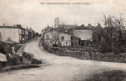 Bazoges En Paillers : L'entrée Du Bourg - France