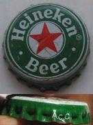 Capsule Beer Bottle Cap Kronkork Nigeria #4.13 - Bière