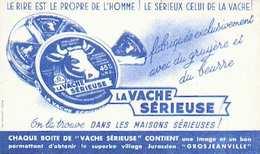 Buvard La Vache Serieuse - Dairy