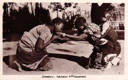 ZAMBEZE - SALUTATIONS 2eme MOUVEMENT - Zambia