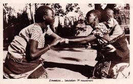 ZAMBEZE - SALUTATIONS 1er MOUVEMENT - Zambie