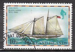 FALKLAND ISLANDS     SCOTT NO. 269     USED       YEAR  1978 - Falkland Islands