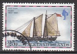 FALKLAND ISLANDS     SCOTT NO. 271     USED       YEAR  1978 - Falkland