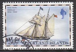 FALKLAND ISLANDS     SCOTT NO. 272     USED       YEAR  1978 - Falkland