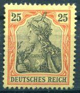 Nr. 73 Ungebraucht Michel 60 € - Deutschland