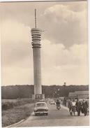 Schwerin: WARTBURG 311/12 - Neuerbauter Fernsehturm Mit Turmcafé - 1966 -  (DDR) - Voitures De Tourisme