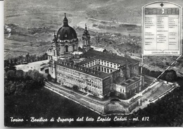 TORINO - BASILICA  DI  SUPERGA - - NUOVA - Churches